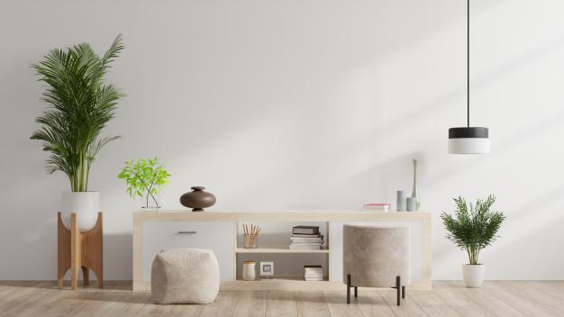 Modne kolory w nowoczesnym salonie